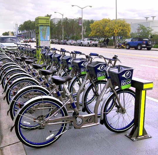 Miami Beach Loves Bike Share