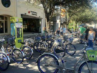 deco bikes
