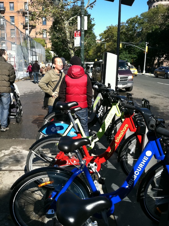 New York Demonstration