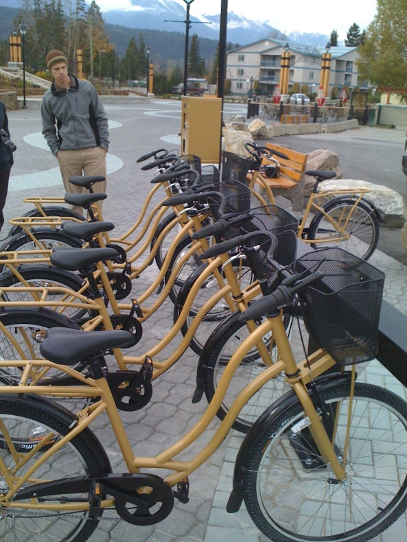 Bike Share is not a fad, but Golden!