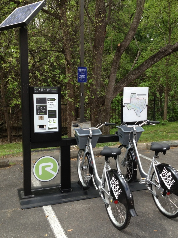 Potential Austin Bike Share Station